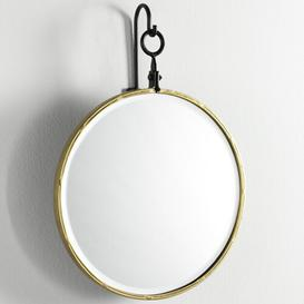 image-Fitz Wall Accent Mirror Williston Forge Size: 66cm H x 47cm W x 7cm D