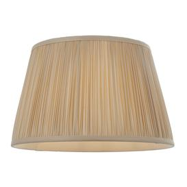image-Kitt lamp shade with a silk fabric finish - 87636.
