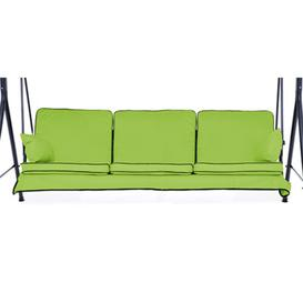 image-Sofa Cushion Sol 72 Outdoor Colour: Lime