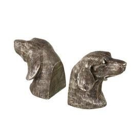 image-Labrador Bookends August Grove