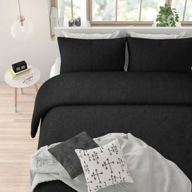 image-Pauline Duvet Cover Set Zipcode Design Size: Single - Standard Pillowcase, Colour: White
