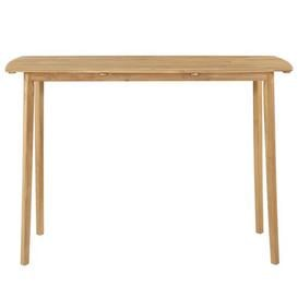 image-Wooden Bar Table Sol 72 Outdoor Size: 120 x 105 x 60 cm