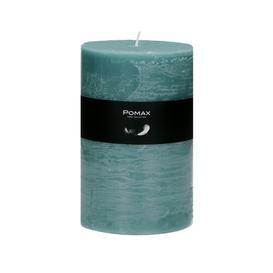image-Unscented Pillar Candle Pomax Size: 15cm H x 10cm W x 10cm D