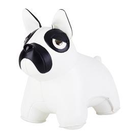 image-Z├╝ny - French Bulldog Bookend - Black/White