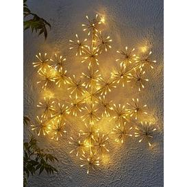 image-Snowflake Light Outdoor Christmas Decoration