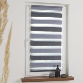 image-Semi Transparent Venetian Blinds SCHÖNER WOHNEN-Kollektion Colour: Blue, Size: 210cm L x 70cm W