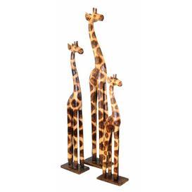 image-Giraffe Abdullah 3 Piece Statue Set Mack + Milo