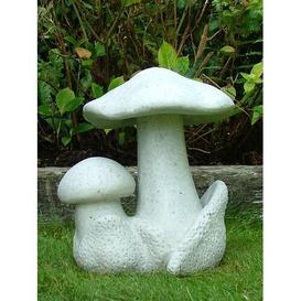 image-Fabius Toadstool Statue Sol 72 Outdoor Colour: Granite