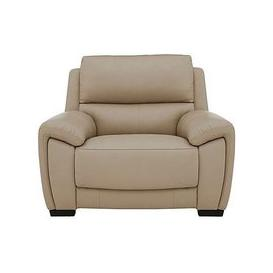 image-Relax Station Lazy Leather Power Recliner Armchair