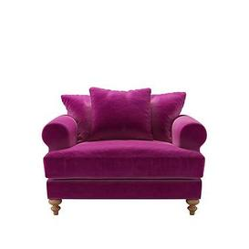 image-Sofa.Com Teddy Fabric Loveseat