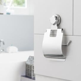 image-Lenihan Wall Mounted Toilet Roll Holder with Cover (Set of 4) Belfry Bathroom