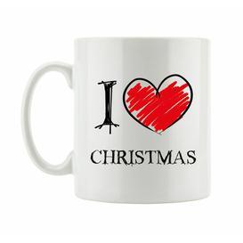 image-I Love Christmas Coffee Mug East Urban Home