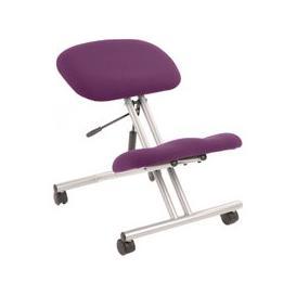 image-Malmo Kneeling Chair Silver Frame, Tarot
