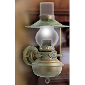 image-Guadalupa 1 Light Outdoor Wall Sconce