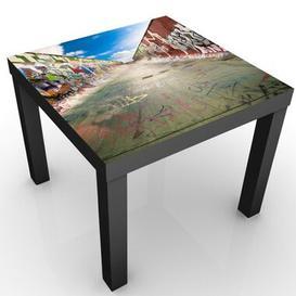 image-Templeton Children's Activity Table Happy Larry Colour: Black