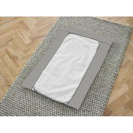 image-Dream Changing Mat Clair De Lune Colour: Grey
