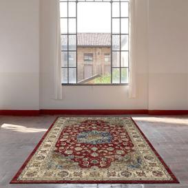 image-Da Vinci Traditional Patterned Rug 133cm x 195cm