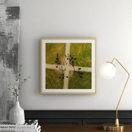 image-'Weather Vanes' by Karolis Janulis Framed Photographic Print East Urban Home Size: 51 cm H x 51 cm W x 3.81 cm D