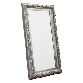image-Antwerp Silver 180x93cm Wall Mirror Silver