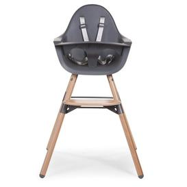 image-Evolu High Chair Childhome Colour: Natural/Anthracite
