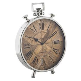 image-Table Clock Williston Forge