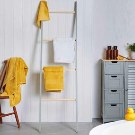 image-Josh Calhoun Free Standing Towel Rack House of Hampton