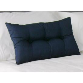 image-Choi Cushion with filling (Set of 2) Mercury Row Colour: Ink