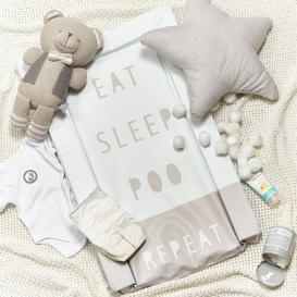image-Eat Sleep Repeat Changing Mat Obaby