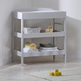 image-Advaith Gemma Changing Table Mack + Milo Finish: Grey