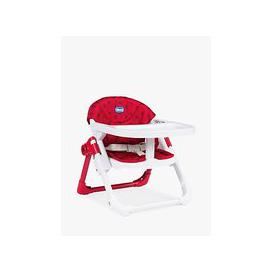image-Chicco Chairy Ladybird Booster Seat, Red