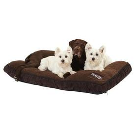 image-Bunty Snooze Dog Bed Brown