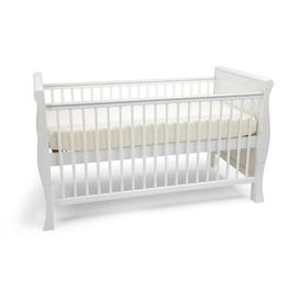 image-Lozano Cot Bed Isabelle & Max Mattress Type: Pocket Sprung Mattress/Quilted Topper