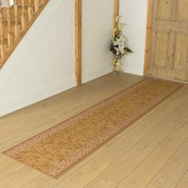 image-Cheops Looped/Hooked Beige Indoor/Outdoor Rug runrug Rug Size: Runner 300cm x 120cm