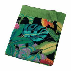 image-Rainforest Beach Towel Feiler Colour: Leaf green