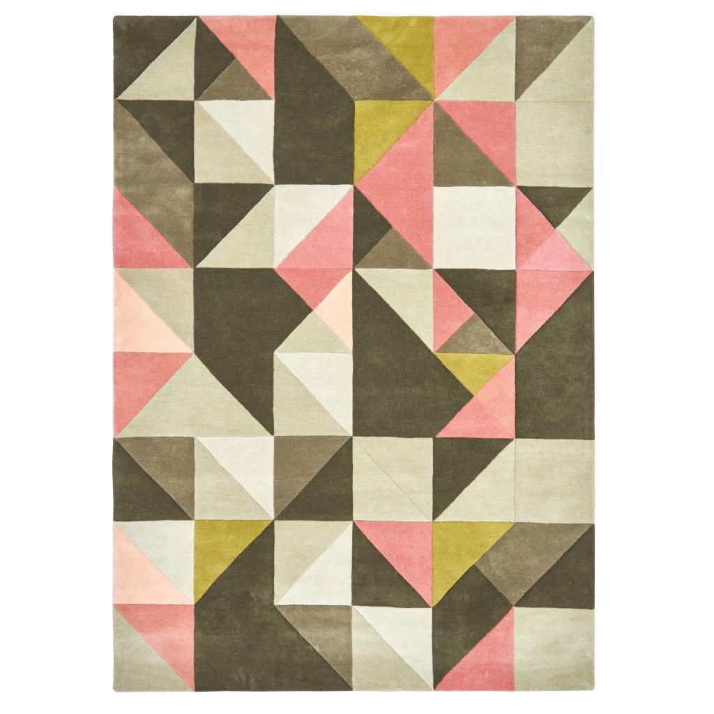 image-Tielles Rose Rug - 170 x 240 cm