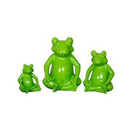 image-Frog Garden Ornament