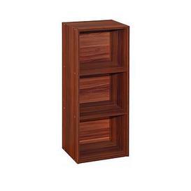 image-Vida Designs Oxford 3 Tier Cube Bookcase