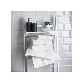 image-White Egyptian Cotton Towel White