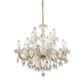 image-Valerie 12-Light Candle-Style Chandelier Kolarz