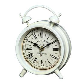 image-Table Clock Lily Manor