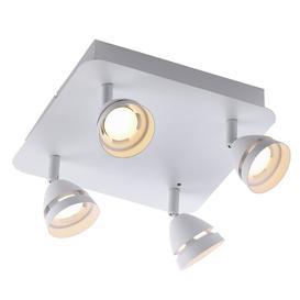 image-4 Light LED Ceiling Spotlight WiZ Smart Lighting Colour: White