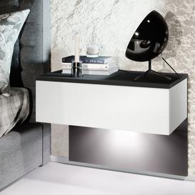 image-Sleep 1 Drawer Bedside Table