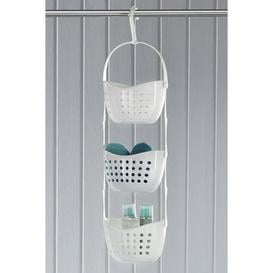 image-Hanging Shower Caddy
