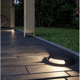 image-Plug & Shine 2-Light LED Deck Light Paulmann
