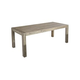 image-Alexander Rose Old England Painted Acacia Table 2m x 0.90m