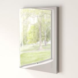 image-Lindsey Bathroom/Vanity Mirror Zipcode Design