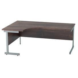 image-Derry Corner Desk Mercury Row Finish: Walnut, Size: 72.5 cm H x 160 cm W x 80 cm D