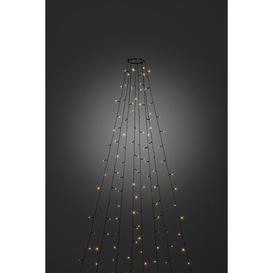 image-200 Amber White LED Tree Fairy Light Konstsmide