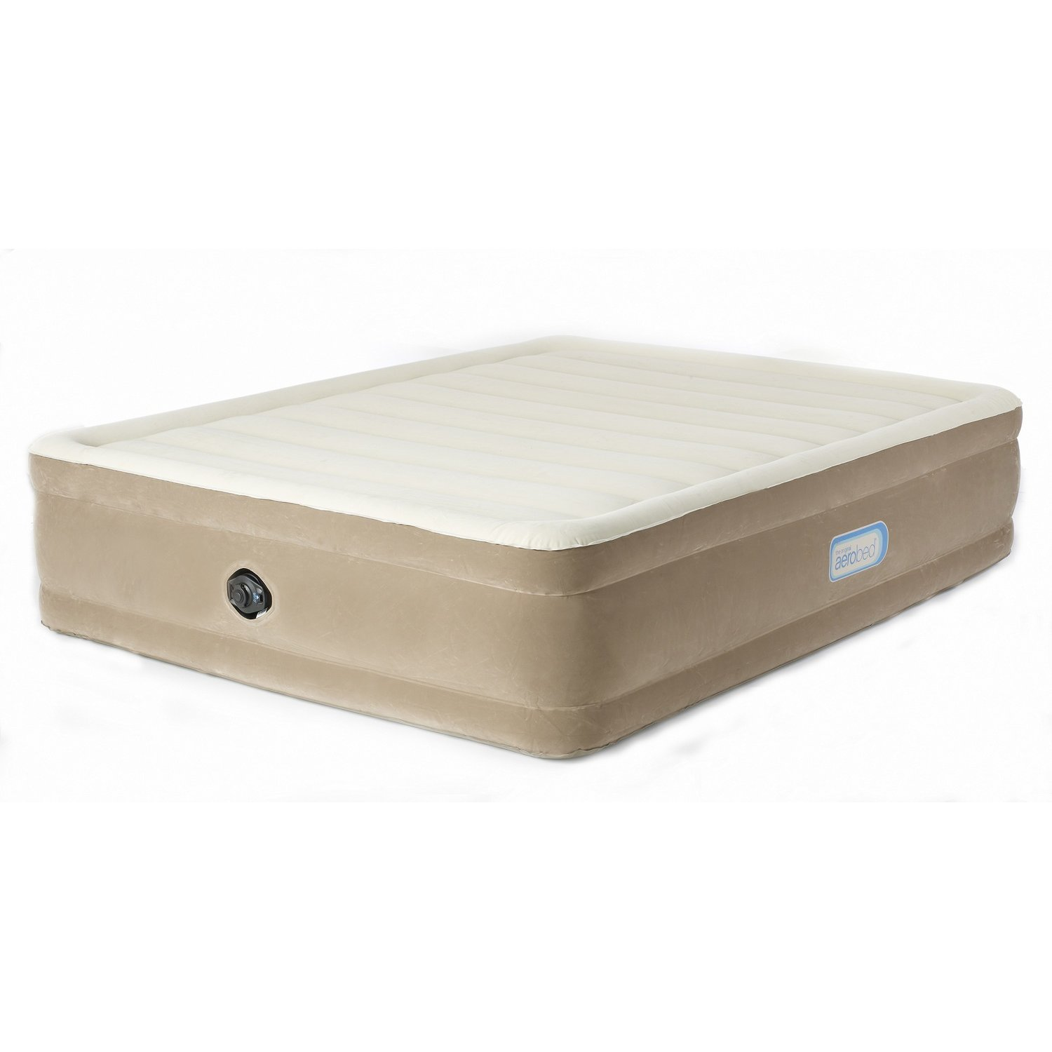 image-Aerobed Comfort Raised King Size Air Bed