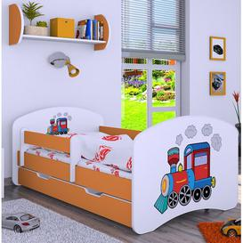 image-Manzanares Cot Bed / Toddler (70 x 140cm) Bed Frame with Drawer Isabelle & Max